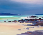 "Island Light 24"" x 18"" image £300 Mounted"